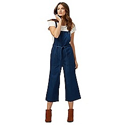 Red Herring - Blue denim dungarees