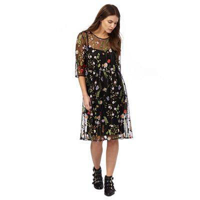 Debenhams red herring dress
