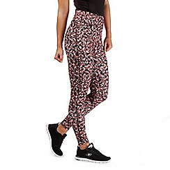 Red Herring - Multi-coloured camo print leggings