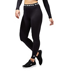 Red Herring - Black athletic leggings