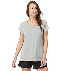 Red Herring - Grey double layered t-shirt