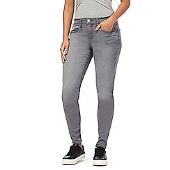 Red Herring - Grey Lulu skinny jeans