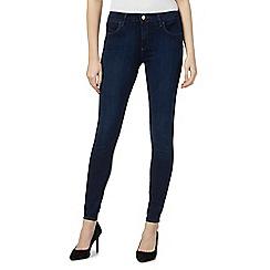 Wrangler - Blue super skinny extra stretch jeans
