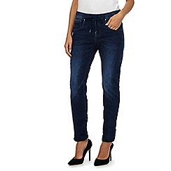 G-Star Raw - Blue 'G Star' low waist boyfriend jeans