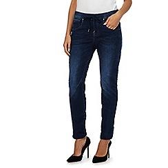 G-Star - Blue 'G Star' low waist boyfriend jeans