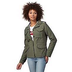 Levi's - Khaki four pocket jacket