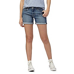 Levi's - Blue denim shorts