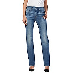Levi's - Dark blue straight leg jeans