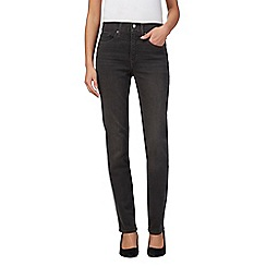 Levi's - Grey 312 shaping slim fit jeans
