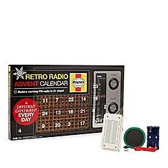 Haynes - Retro radio advent calendar
