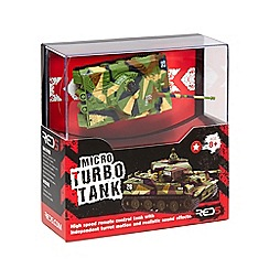 Red 5 - Micro turbo remote controlled tank
