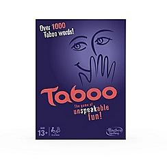 Hasbro - Taboo Game