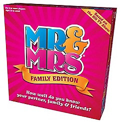 Rascals - Mr & Mrs Family Edition Game