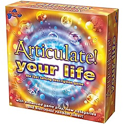 Drumond Park - Articulate Your Life Board Game