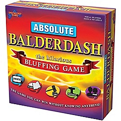 Drumond Park - Absolute Balderdash Square Board Game