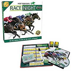 Cheatwell games - Race Night - Board Game