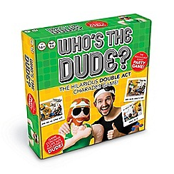 Drumond Park - Who's the Dude? Board Game