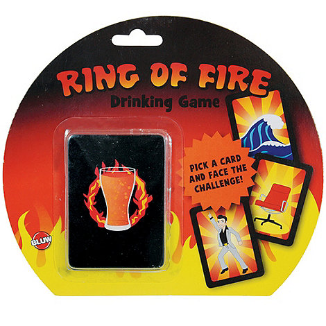 Bluw - Ring Of Fire Drinking Card Game