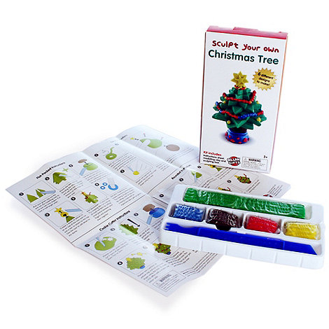 Bluw - Sculpt your own Xmas Tree