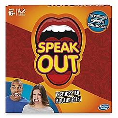 Hasbro Gaming - Speak Out Game