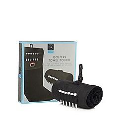 Gadget Co - Golfer towel pouch