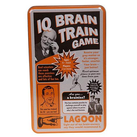 Lagoon - IQ Brain Train Game