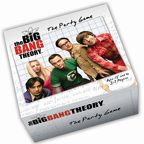 Big Bang Theory - Party Game