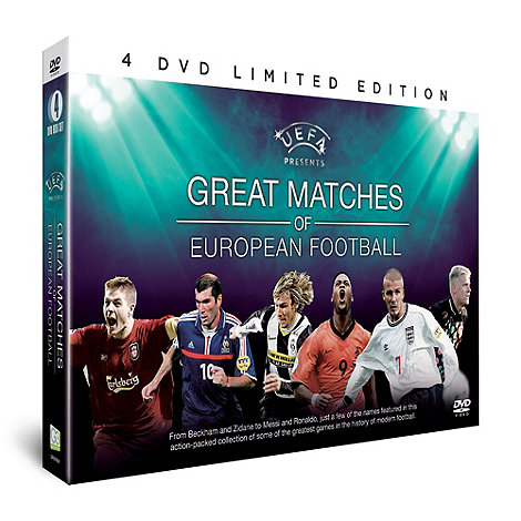 Debenhams - Great Matches of European Football