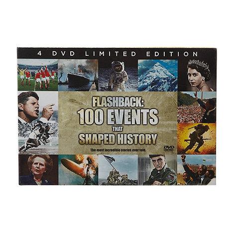 Debenhams - 100 Evenets that Changed History.