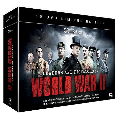 Debenhams - Leaders & Dictators of WWII