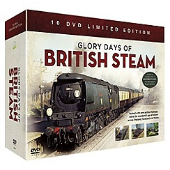 Debenhams - Glory Days of British Steam