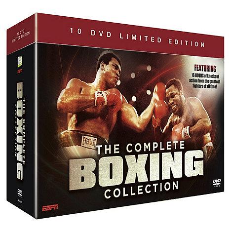 Debenhams - The Complete Boxing Collection