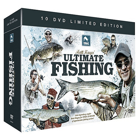 Debenhams - Matt Hayes Ultimate Fishing
