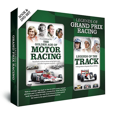 Debenhams - Legends of Grand Prix Racing