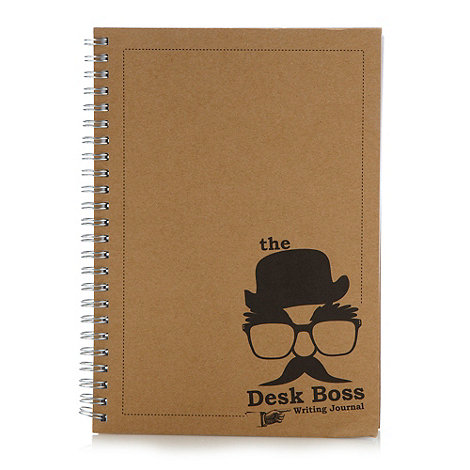 Mr Fantastic - The Desk Boss notepad