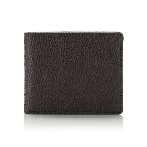 Debenhams - Mr. Fantastic brown bifold wallet