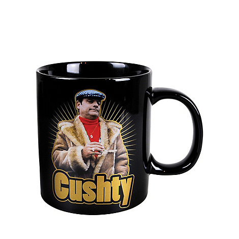 Half Moon Bay - Cushty Giant Mug