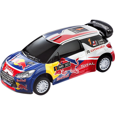 Mondo Motors - 1:24 RC Citroen DS3 WRC 2011 (Red Bull)