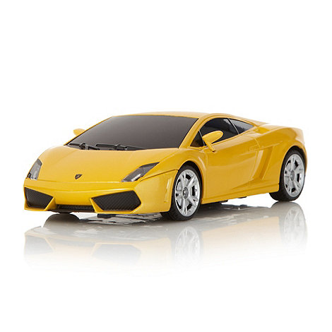 Mondo Motors - 1:24 RC Lamborghini LP 560-4 (Yellow)
