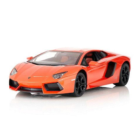 Mondo Motors - 1:14 RC Lamborghini Aventador LP700-4 (Orange)