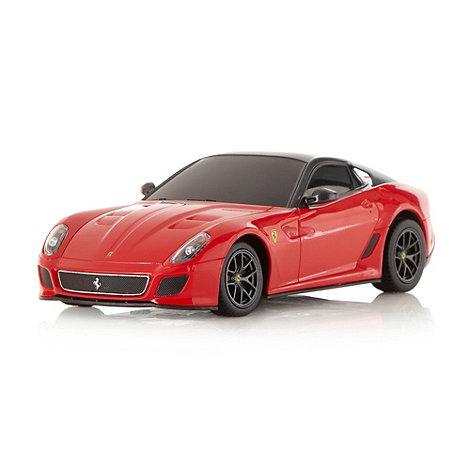 Mondo Motors - Radio control Ferrari 599 GTO 1:24 scale car