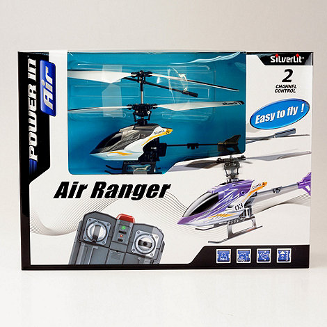 Silverlit - I/R Air Ranger Helicopter