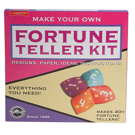 Lagoon - Fortune Teller Kit
