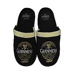 Guinness - Embroidery Slippers