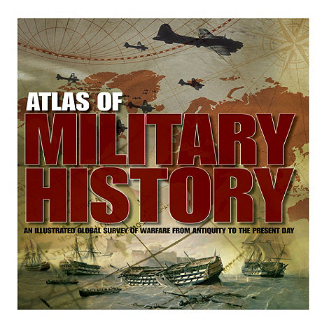 Parragon - Atlas of Military History