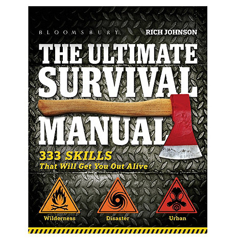 Penguin - The Ultimate Survival Manual: 333 Skills That Will Get You Out Alive