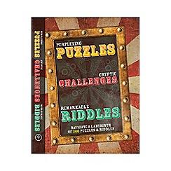 Parragon - Puzzles, Challenges & Riddles
