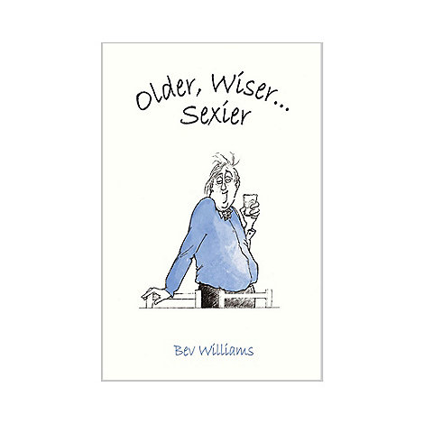 Penguin - Older Wiser Sexier Book