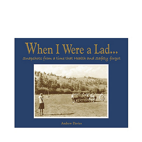 Penguin - When I Were A Lad Book