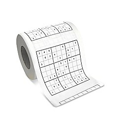 Thumbs Up - Sudoku Toilet Roll